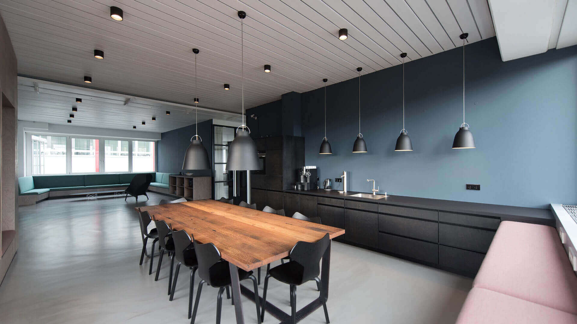 Space-Conscious Home in the Odds with Innovative Design